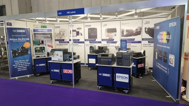 A Successful Month of Exhibitions for AM Labels Limited