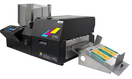AM Labels Limited Exhibits at The Print Show 2019