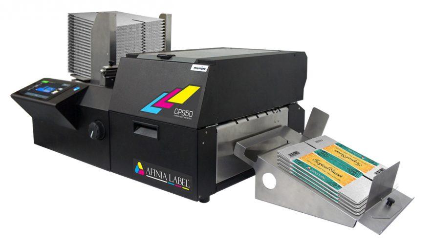 Afinia CP950 - cutout