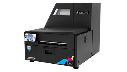 AM Labels Introduces The New Afinia L801 PLUS