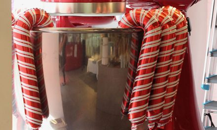 KitchenAid Hosts Christmas in July Event