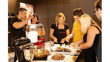 KitchenAid Celebrates Christmas in July