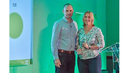 Whirlpool UK Employee Recognised as 'Account Manager of the Year' for AO.com