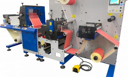 AM Labels Limited Expands Production Expertise By Introducing New Daco Flexographic Label Press
