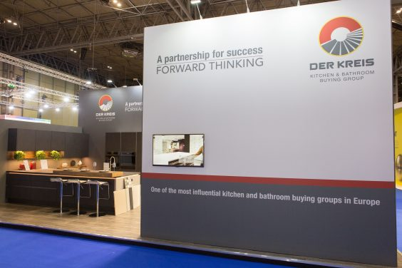 DER KREIS Success at Euronics Showcase with Exclusive Kitchen Furniture Support Package
