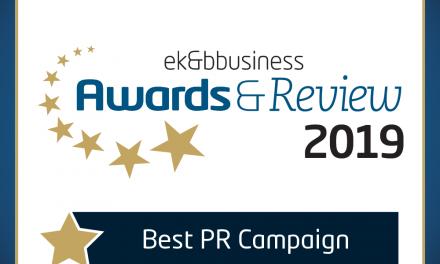 We've Been Nominated for an ek&bbusiness Award