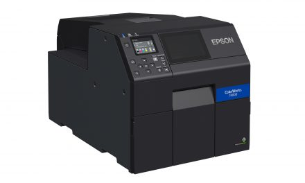 Success for AM Labels with its Epson ColorWorks offering