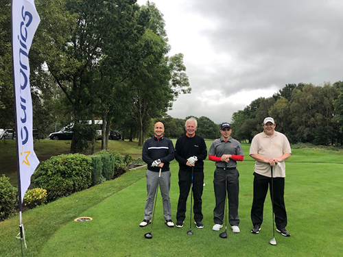 CIH Hosted Golf Day for Suppliers and Members