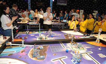 Whirlpool UK Appliances Limited Launches FIRST LEGO League Tournament