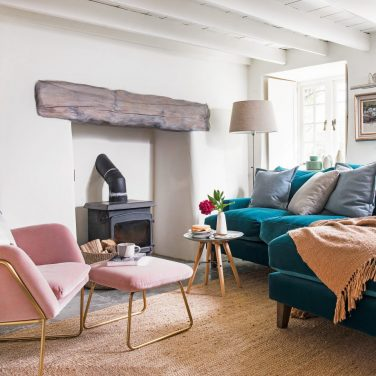 Splendid Spare Rooms and Fancy Fireplaces