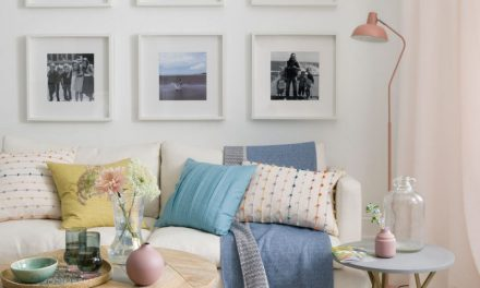 Gallery Walls and Sustainable Gardens