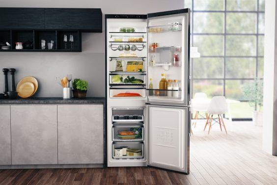Hotpoint Fridge Freezers Help Reduce Food Waste