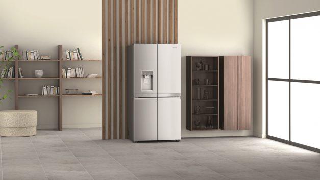 Hotpoint Launches New Four Door Fridge Freezer