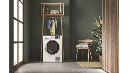 New Hotpoint ActiveCare Tumble Dryers Keep Clothes Looking Their Best