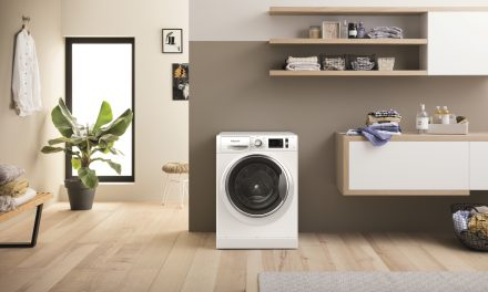 Hotpoint Provides Sustainable Laundry Solutions