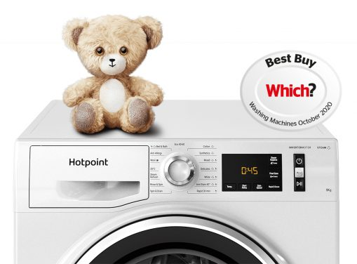 Hotpoint ActiveCare 9kg Washing Machine Receives Which Best Buy
