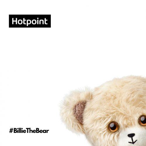 Hotpoint Billie the Bear