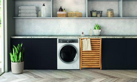 Hotpoint Unveils Brand New GentlePower Washing Machine