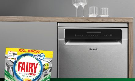 Consumers Can Claim Free Dishwasher Capsules With Hotpoint Promotion