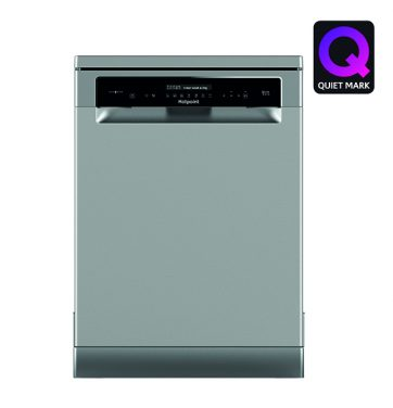 Hotpoint Appliances Accredited by Quiet Mark