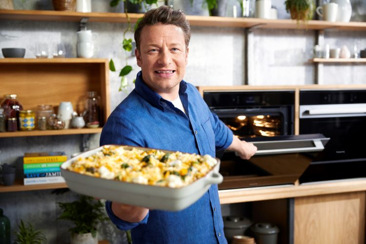 Hotpoint Fresh Thinking For Forgotten Food campaign - Jamie Oliver 2
