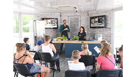 Hotpoint Takes Fresh Thinking for Forgotten Food on the Road