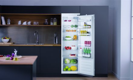 Hotpoint Integrated Fridge Recommended By Trusted Reviews