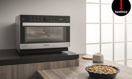 Hotpoint Microwave Awarded i best buy
