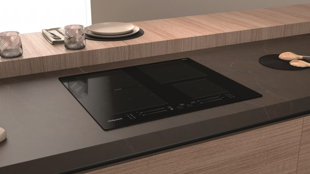 New Easy-to-use Hotpoint Induction Hobs Provide Flexible Cooking Solutions