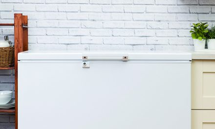 Hotpoint Chest Freezers Extend Storage Possibilities