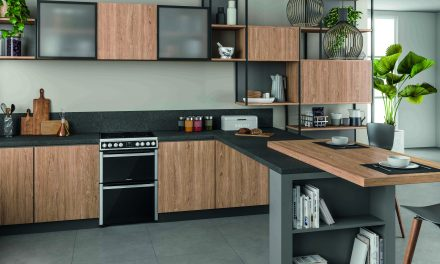 Hotpoint Launches the Only Freestanding Cooker on the Market with Two Fan Ovens