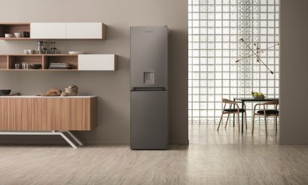 New Hotpoint Fridge Freezers Ideal for Compact Kitchens