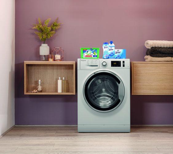 Hotpoint laundry promotion