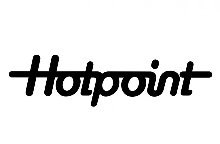 Hotpoint limited-edition 110 year anniversary logo