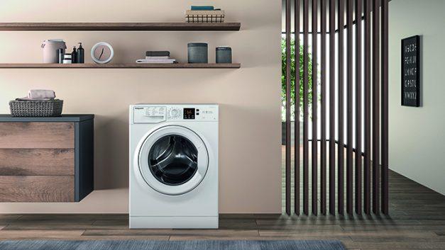 Hotpoint Launches New Washing Machine Range