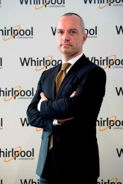 New Marketing Director at Whirlpool UK Appliances Ltd