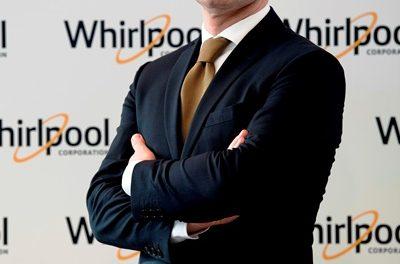 New Marketing Director at Whirlpool UK Appliances Ltd