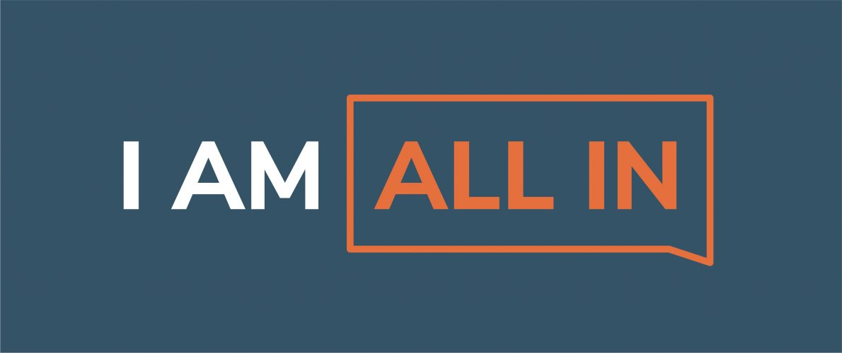 I Am All In logo - Whirlpool UK Appliances Limited