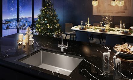 Have a Sustainable Christmas with Easy to Install Solutions from InSinkErator