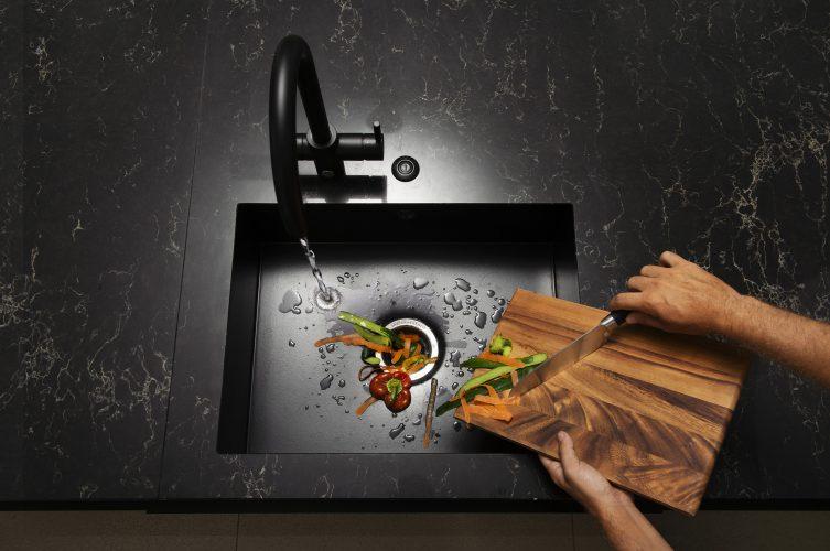 InSinkErator Evolution 250 food waste disposer - lifestyle - hi