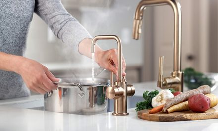 InSinkErator Previews New Range of Additional Taps