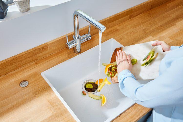 InSinkErator Food Waste Disposer - lifestyle - hi