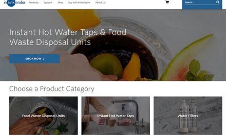 InSinkErator Launches Brand New Website