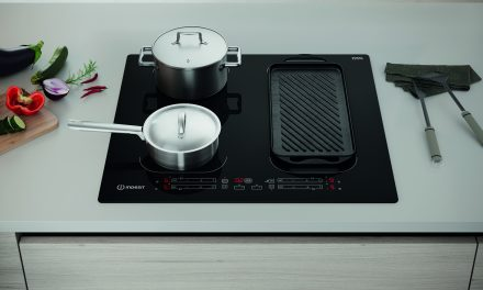 Enjoy Effortless Cooking With The Brand New Push&Go Induction Hobs From Indesit