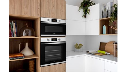 Healthy Eating With Indesit Turn&Cook