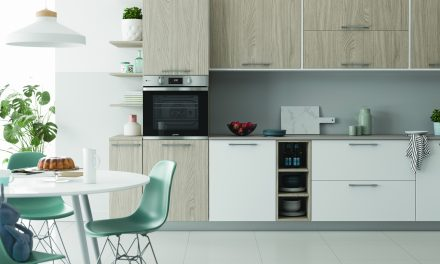 Indesit Launches New Built-In Turn&Go Steam Oven For Healthy Family Cooking