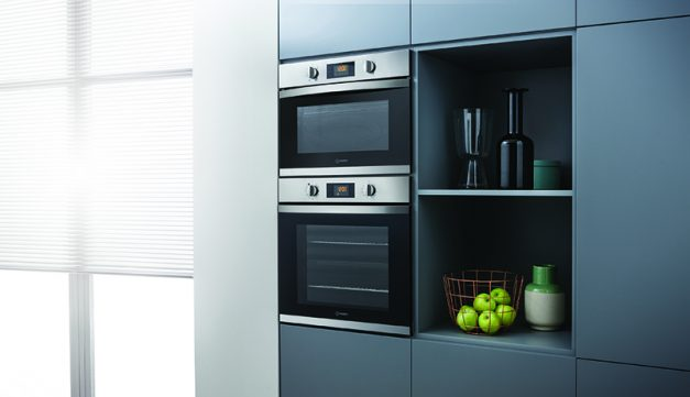 Save time in the kitchen with built-in appliances from Indesit
