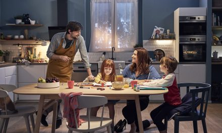 Indesit #DoItTogether Study Results – Chore Sharing During Lockdown