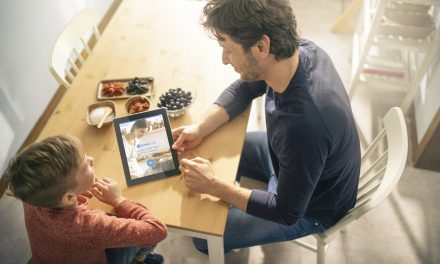Indesit appliances make sharing household chores easy