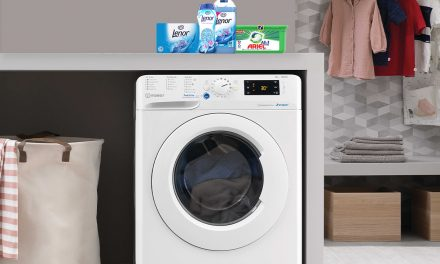 Indesit Announces Ariel and Lenor Laundry Promotion